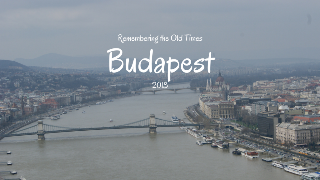 Budapest, Hungary, 2013 - Remembering the Old Times - The Biveros Effect