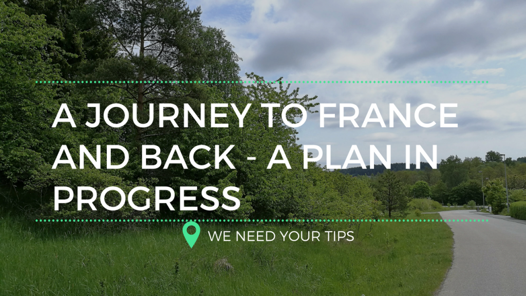 A Journey to France and Back? A Plan in Progress - The Biveros Effect